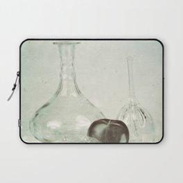 Glass still life Laptop Sleeve