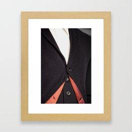 Doctor #12 Framed Art Print