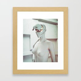 Day 0512 /// Gradual/steps2sleep Framed Art Print