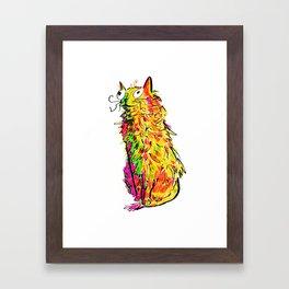 steve Framed Art Print