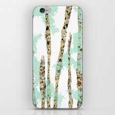 Sea Foam Dream iPhone & iPod Skin