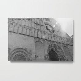 St. Anastasia Cathedral, Croatia Metal Print
