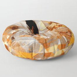 Jangadas Floor Pillow