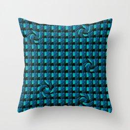 Nic Caged Throw Pillow