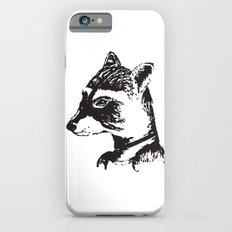Ms. Raccoon Slim Case iPhone 6s