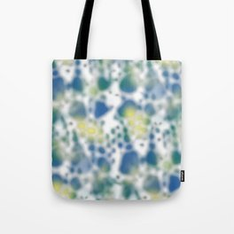 Impression of glimpses of light Tote Bag