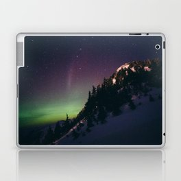 Deer Mountain Northern Lights Laptop & iPad Skin