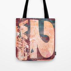 Collide 8 Tote Bag