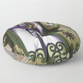 Zoro wano  - One piece Floor Pillow