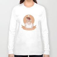 liam payne Long Sleeve T-shirts featuring Liam Payne by vulcains