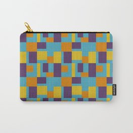 Googie Pixels Carry-All Pouch