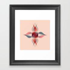 Go Outside Framed Art Print