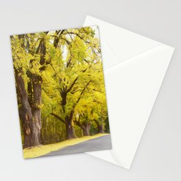 Autumn in Castlemaine Stationery Cards