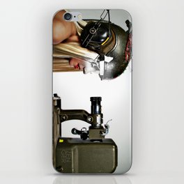 Master and Servent iPhone Skin