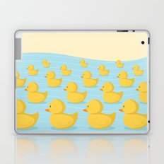 Rubber Duckie Army Laptop & iPad Skin
