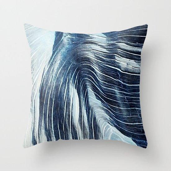 wood you Throw Pillow