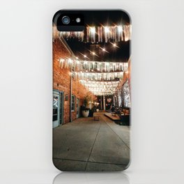 UO Gully iPhone Case