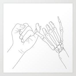 Unbroken Promises II Art Print