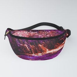 A Gentle Stream: Rose Fanny Pack