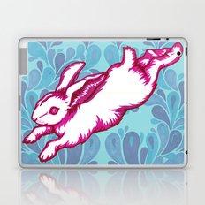 Leaping Rabbit Laptop & iPad Skin