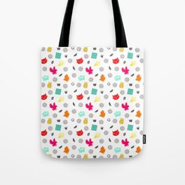 Volley Allstars! Tote Bag