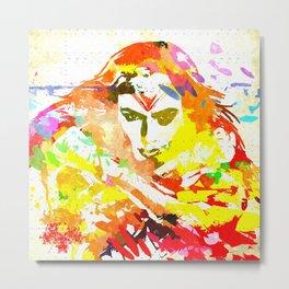 Woman of Wonder Metal Print