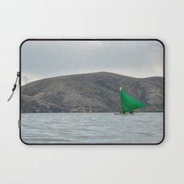 Titicaca sail 2 Laptop Sleeve