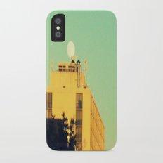 Moon Over Morse Avenue Slim Case iPhone X