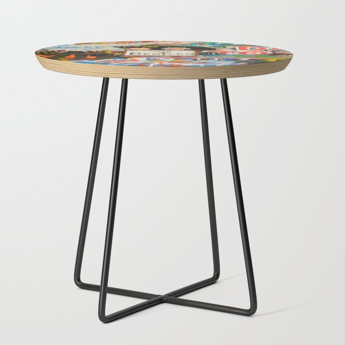 A moment with a Beatle Side Table