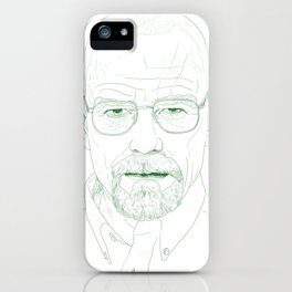 Breaking Bad - Walter White iPhone Case
