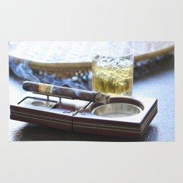 Cigar Time Rug