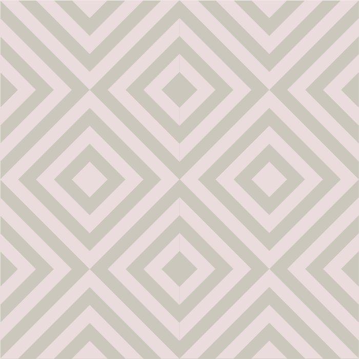 MONO:CHROMA Geometrica Earthy Pink Comforters
