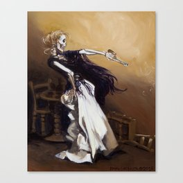 Sally Scull Canvas Print