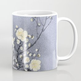 Full Moon and blossom Coffee Mug