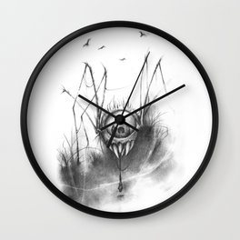 The Snack Wall Clock
