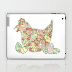 Henny Penny - Decorative Chicken Laptop & iPad Skin