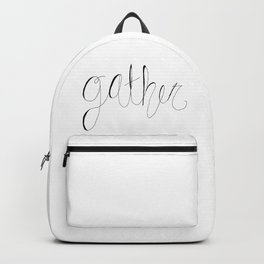 Gather Backpack