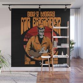 Mr Engineer Wall Mural