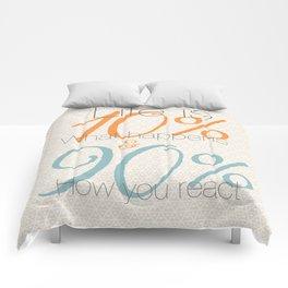 10/90 Comforters