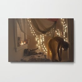 my bedroom is filled with love Metal Print