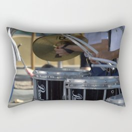 Drumline Rectangular Pillow