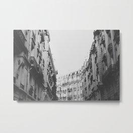 Paris Nº8 Metal Print