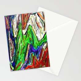Misunderstood - Texture 7 Stationery Cards