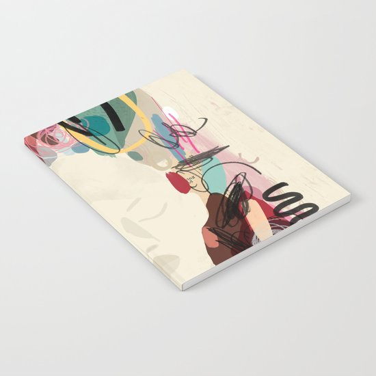 Swing Time Notebook