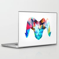 ram Laptop & iPad Skins featuring Ram by haroulita