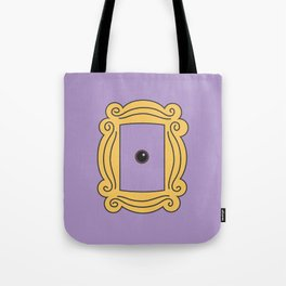 The One with The Frame Tote Bag