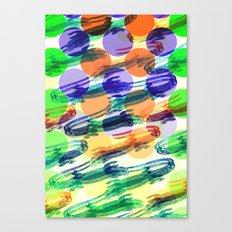 BEWARE THE FALSE POSITIVE Canvas Print
