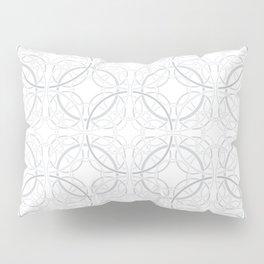 Rondo Grey Pillow Sham
