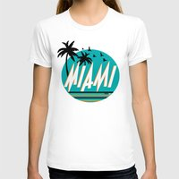 mia wallace T-shirts featuring MIA  by FRSHCo.