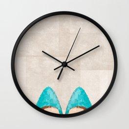 Magical Shoes Wall Clock